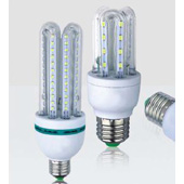 U-SHAPE LED CFL