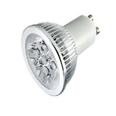 LED Spot Light WW-GU10-5x1W-220V