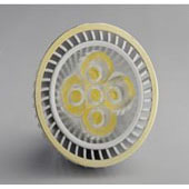 LED Spot Light WW-GU10-5x1W-220V-F