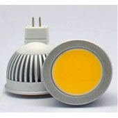 LED Spot Light WW-COB-MR16-3W-12V