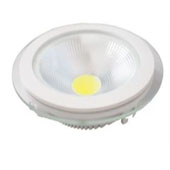 COB Glass Led panel light WW-MB011-5W