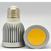 LED Spot Light WW-COB-GU10-5W-220V