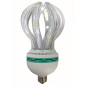 Lotus Shape LED CFL