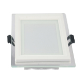 Square Glass LED Downlight