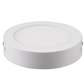 P Type Round Surface Mounted SMD Panel Light