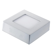 P Type Square Surface Mounted SMD Panel Light